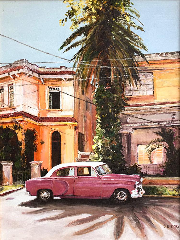 Kuba - Öl auf Leinwand - 2010